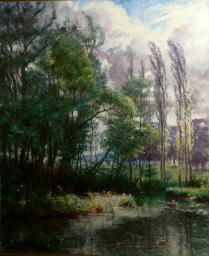 l`étang du Rooy