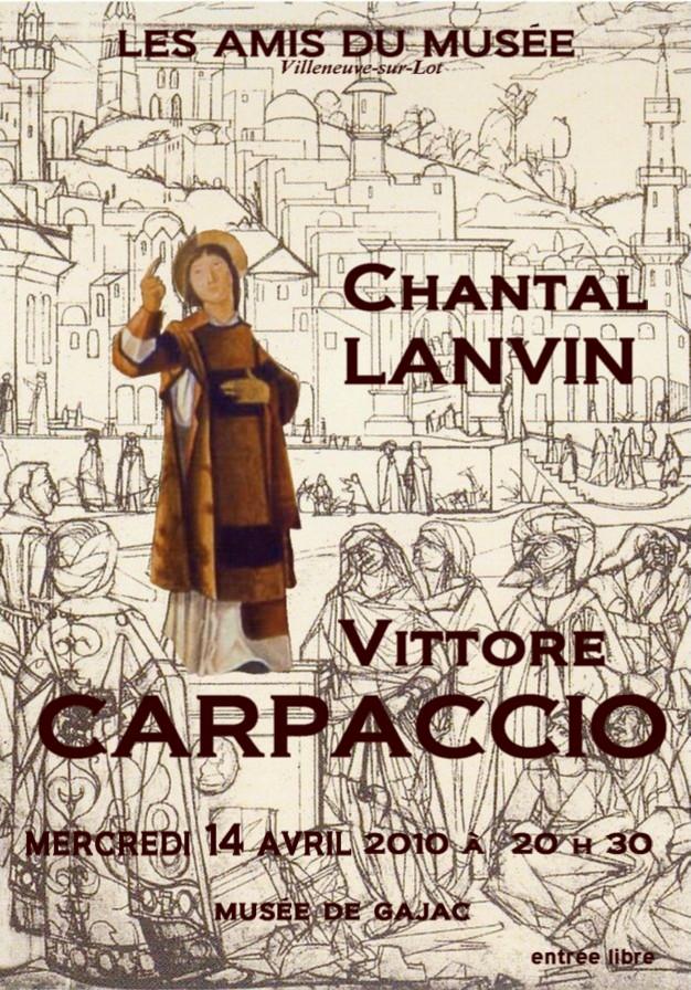 Conf. Carpaccio