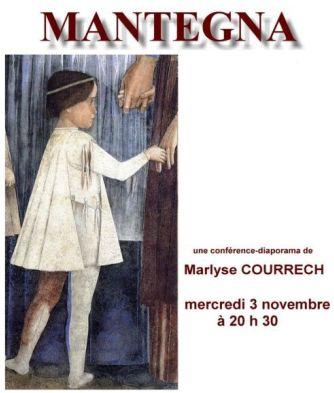 conférence Mantegna