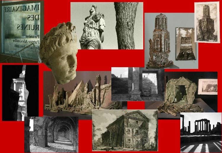 imaginaire des ruines