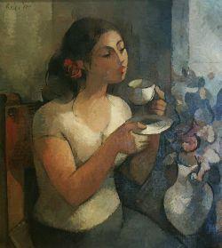 RUIZ-PIPO La tasse de thé