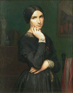 H. FLANDRIN  Madame H. Flandrin