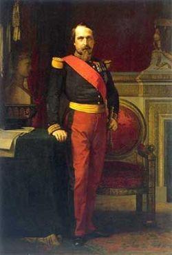 H. FLANDRIN  Napoleon III