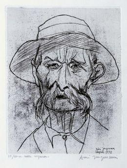 A. JACQUEMIN le vieux vigneron