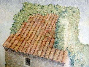 Jean-Charles VIGUIE vieux toits de PENNE